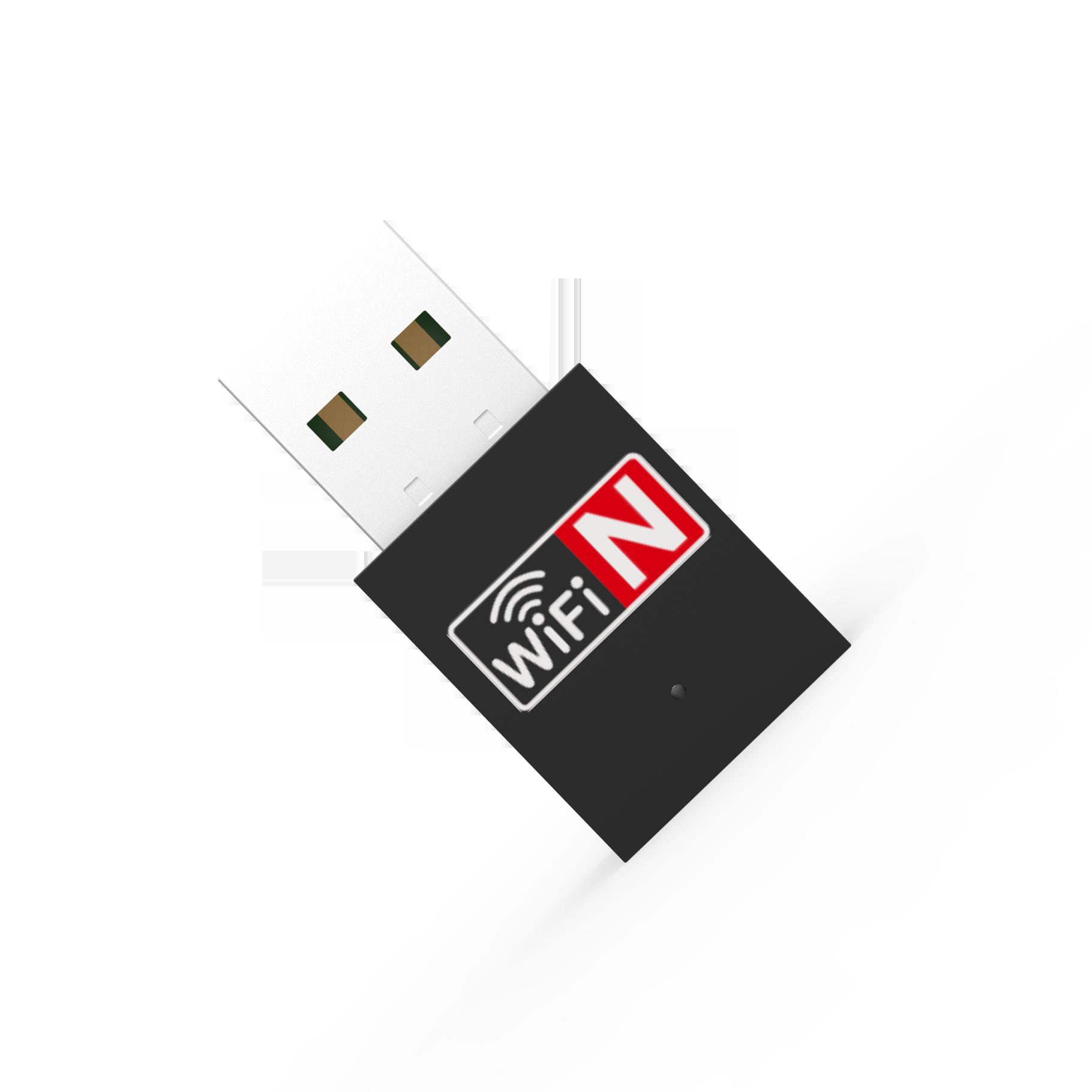 LV-UW03 300Mbps USB2.0 WiFi Adapter